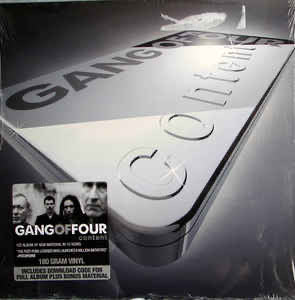 Gang of Four - Content