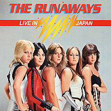 Runaways (The) - Live in Japan