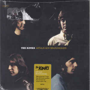 Kinks (The) - Arthur/Brainwashed