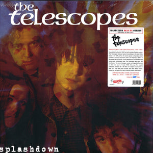 Telescopes (The) - Splashdown the creations days 1990-1991 (2LP)