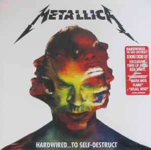 Metallica - Hardwired... to self-destruct (2LP)