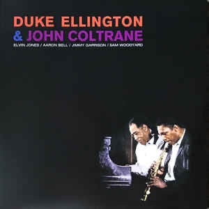 Duke Ellington & John Coltrane - Duke Ellington & John Coltrane