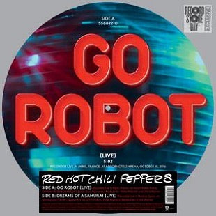Red Hot Chili Peppers - Go Robot