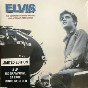 Elvis Presley - The complete ´50's movie masters and alternate recordings