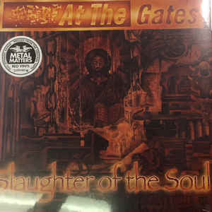 At the gates - Slaughter of soul