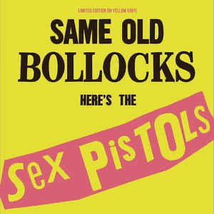 Sex Pistols - Same old bollock's here's the sex pistol