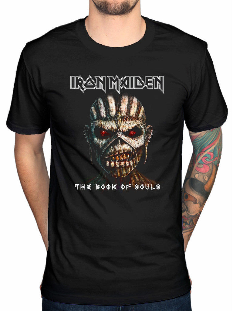 Iron Maiden -Book Of Souls