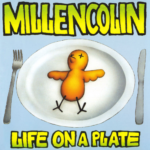 Life On A Plate Green Lp