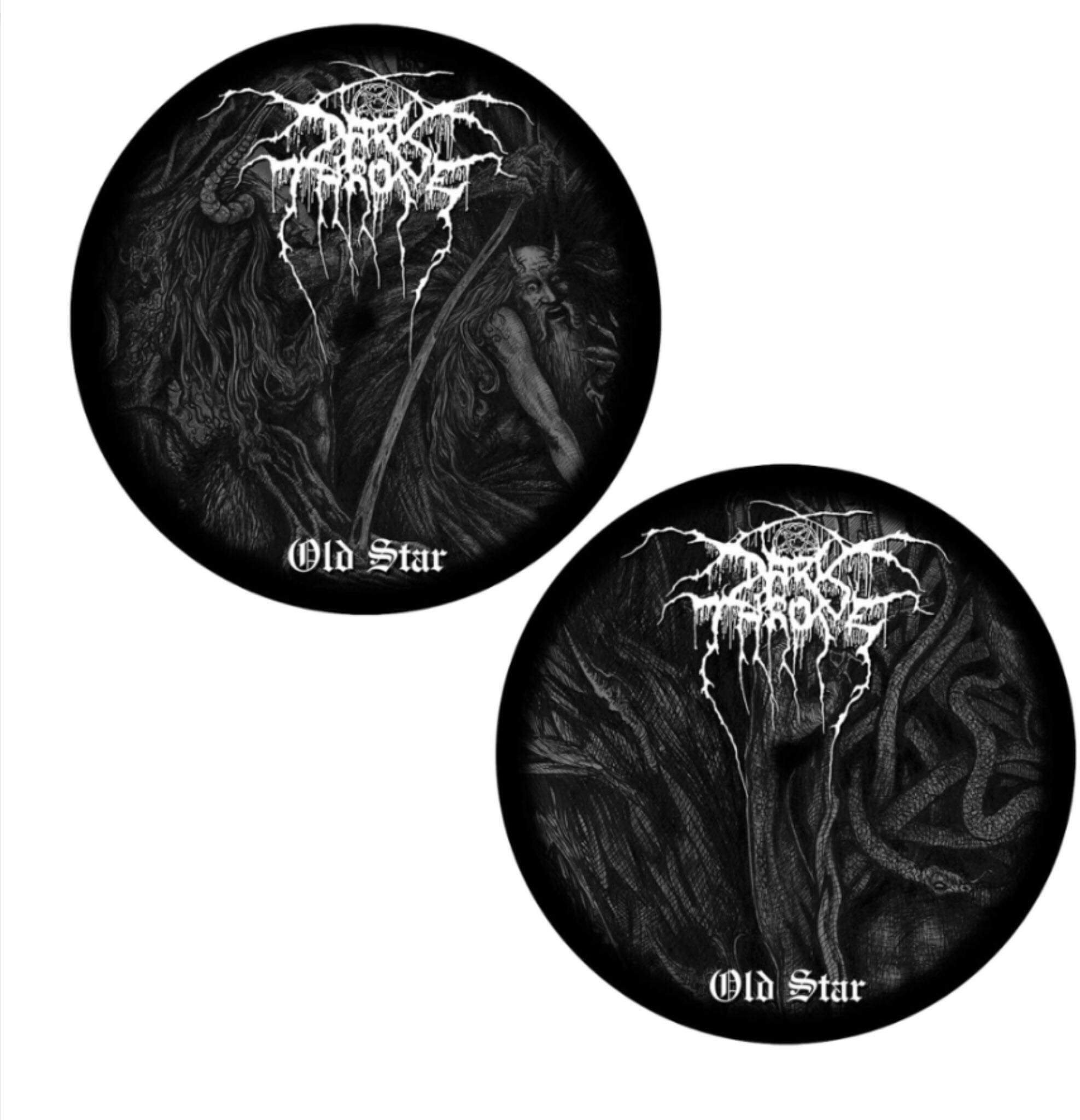 Dark Throne - Slipmat