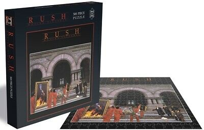 Rush - Moving Pictures - Puzzle