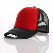 Load image into Gallery viewer, Snapback Mesh Trucker Hat