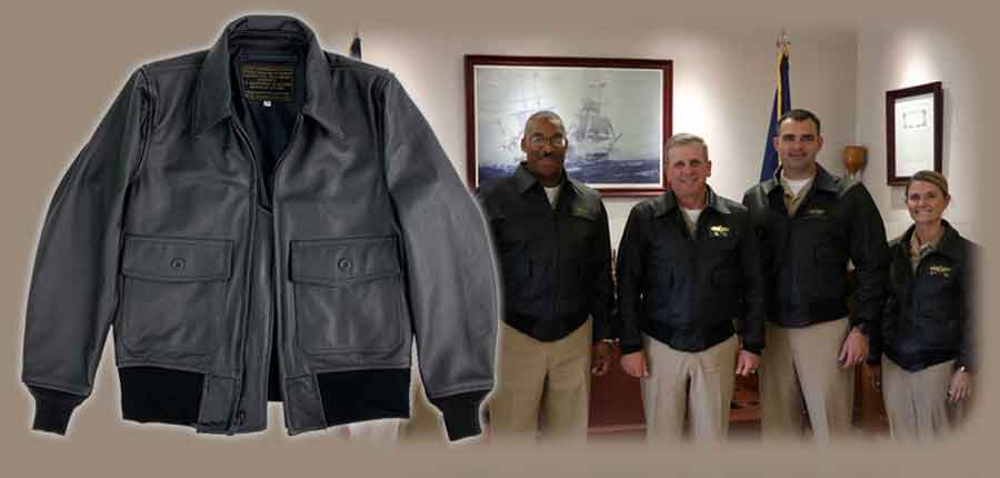 Legendary Newport USN SWO Surface Warfare Officers Jacket