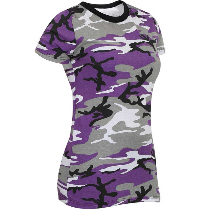 Rothco Womens Camouflage T-Shirt