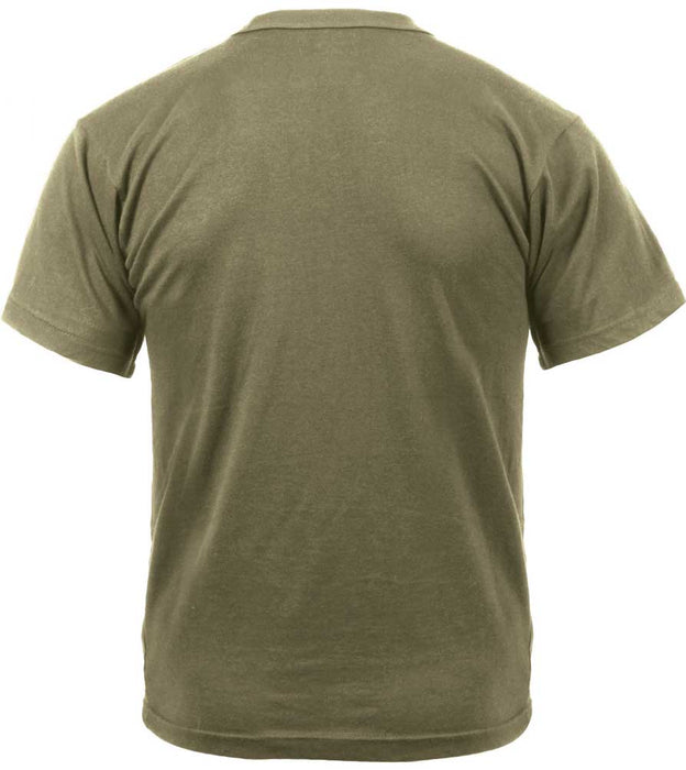 Rothco Mens AR 670-1 Coyote Brown T-Shirt