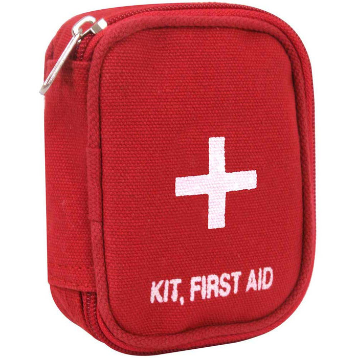 Compact Military Zip First Aid Kit