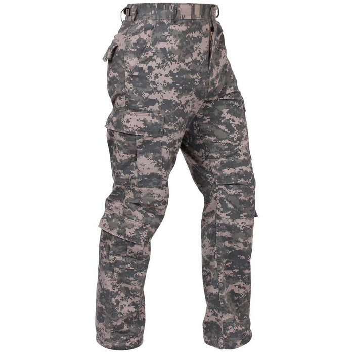 Rothco Mens Military Camouflage BDU Pants