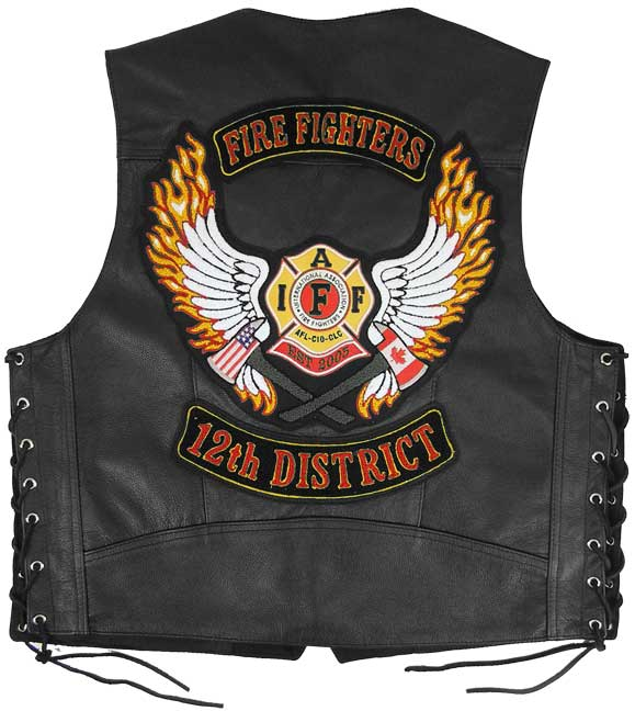 Financial Innovations Firefighter Vest