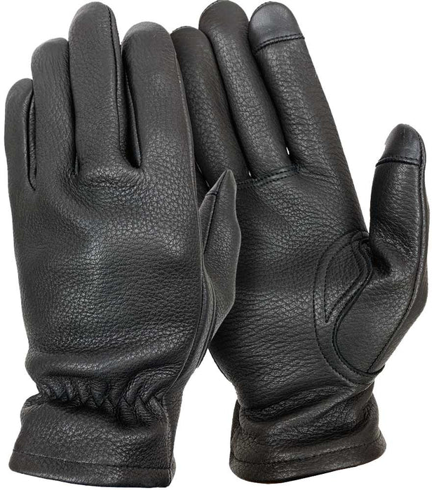 Legendary Mens Deerskin Classic Touchscreen Gloves