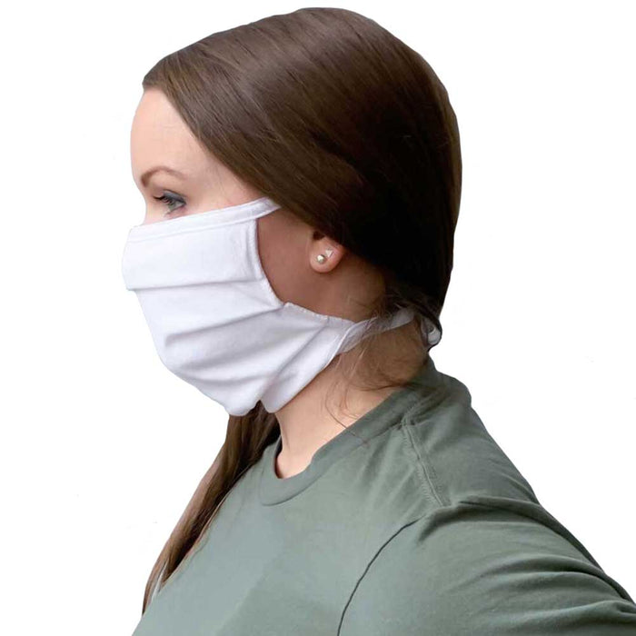 Tultex Pleated Face Mask
