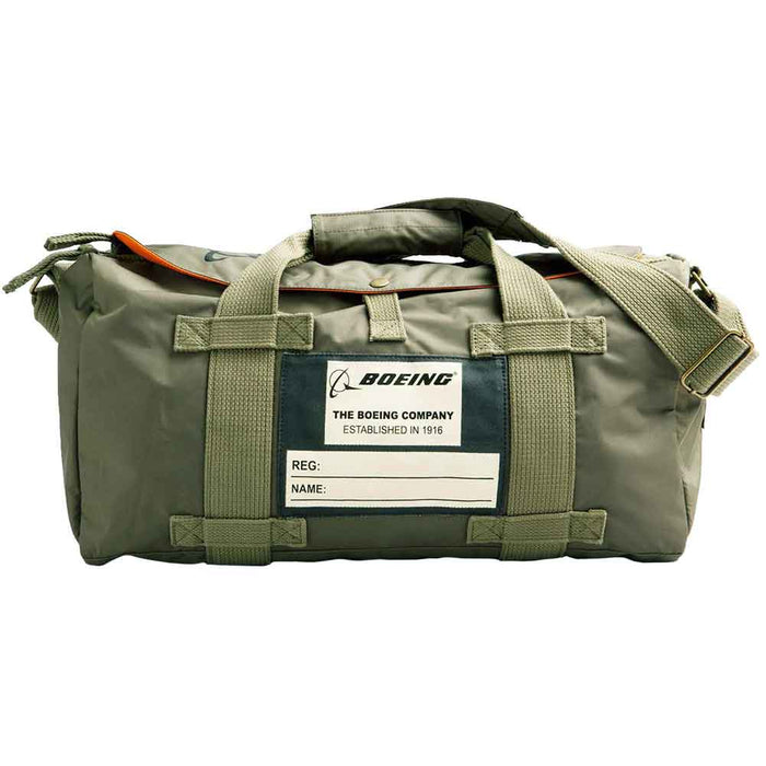 Boeing Olive Stow Duffle Bag