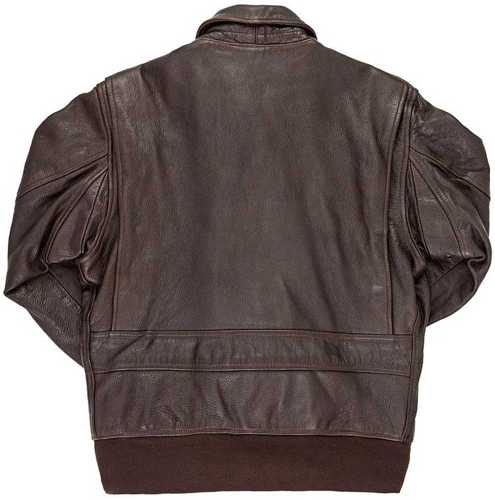Cockpit USA Mens USS Forrestal Pilot Flight Jacket