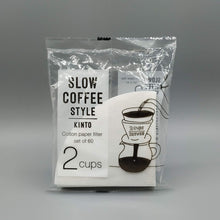 "Load image into Gallery viewer, Kinto ""Slow Coffee Style"" brewing kit"