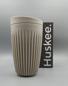 Huskee cup with lid - 12oz / 355ml