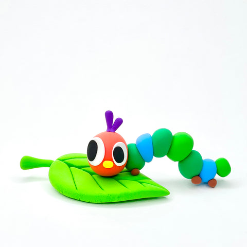 Hungry Caterpillar & Butterfly 4 Week Classes LIVE ZOOM - Caterpillar 🐛🦋