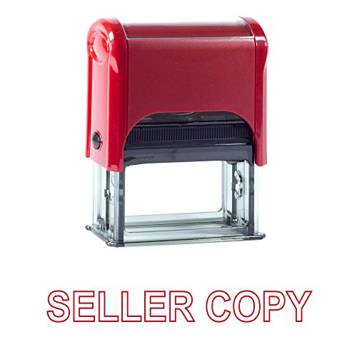 Seller Copy Self Inking Rubber Stamp