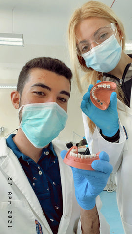Matthew is a dental surgery student at UOM