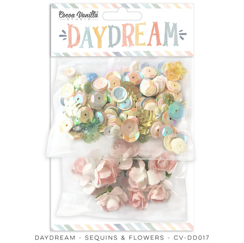 Cocoa Vanilla Studio - Daydream - Sequins and Flowers