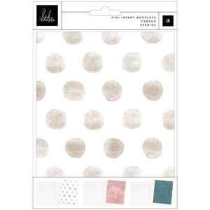 Heidi Swapp Storyline Chapters Decades Mini Insert Book Set - Mount - PreOrder
