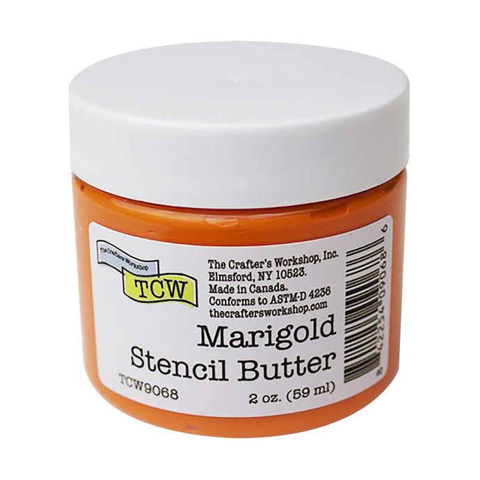 Crafters Workshop Stencil Butter - Marigold