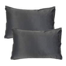 Load image into Gallery viewer, Silk Pillowcase Twin Set - THink Aesthetics