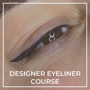 ADVANCED | Designer Eyeliner Course - THink Aesthetics