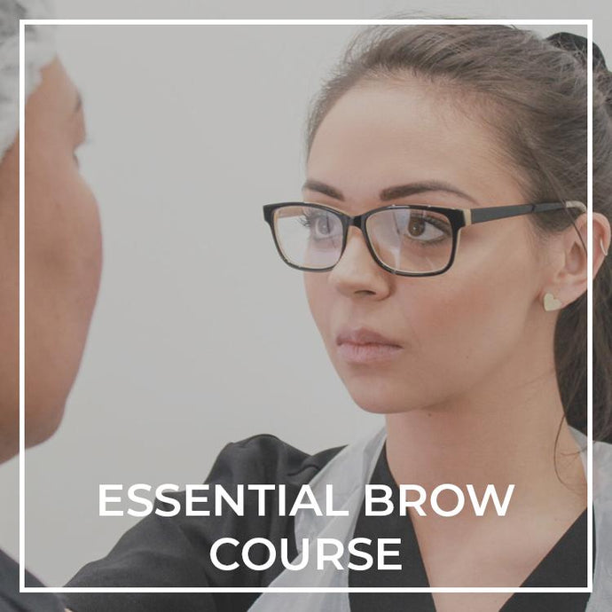 ESSENTIAL | Essential Brow Course - THink Aesthetics