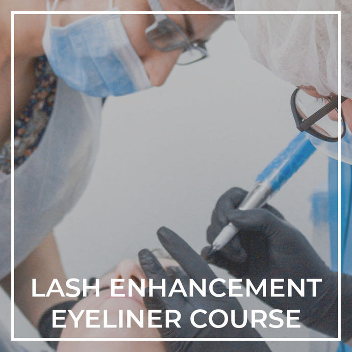 ESSENTIAL | Lash Enhancement Eyeliner Course - THink Aesthetics