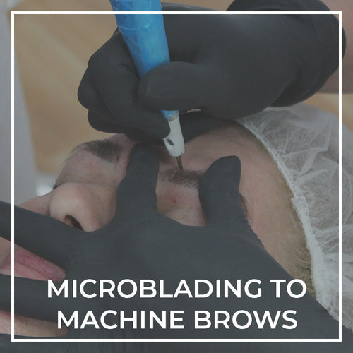 ESSENTIAL | Microblading to Machine Brows Conversion Course - THink Aesthetics