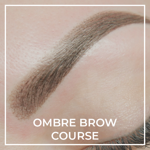 ESSENTIAL | Ombre Brow Course - THink Aesthetics