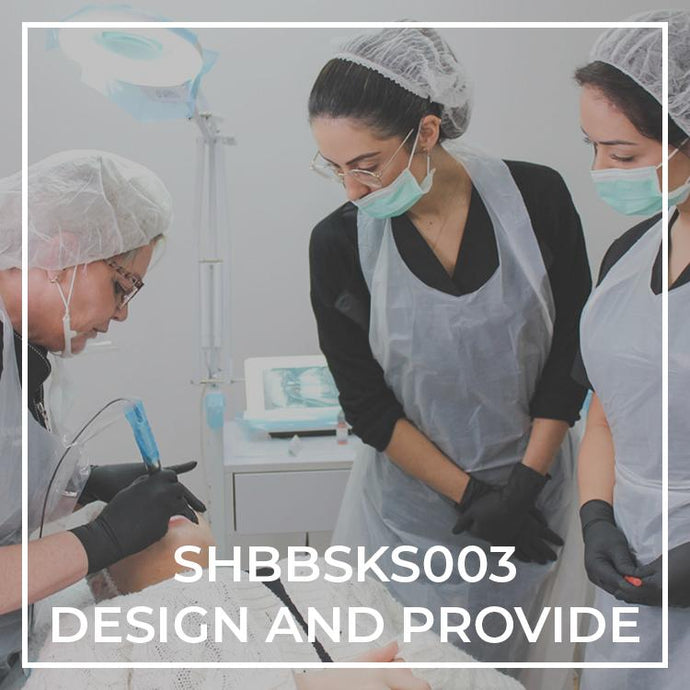 SHBBSKS003 | Design and Provide Cosmetic Tattooing - THink Aesthetics