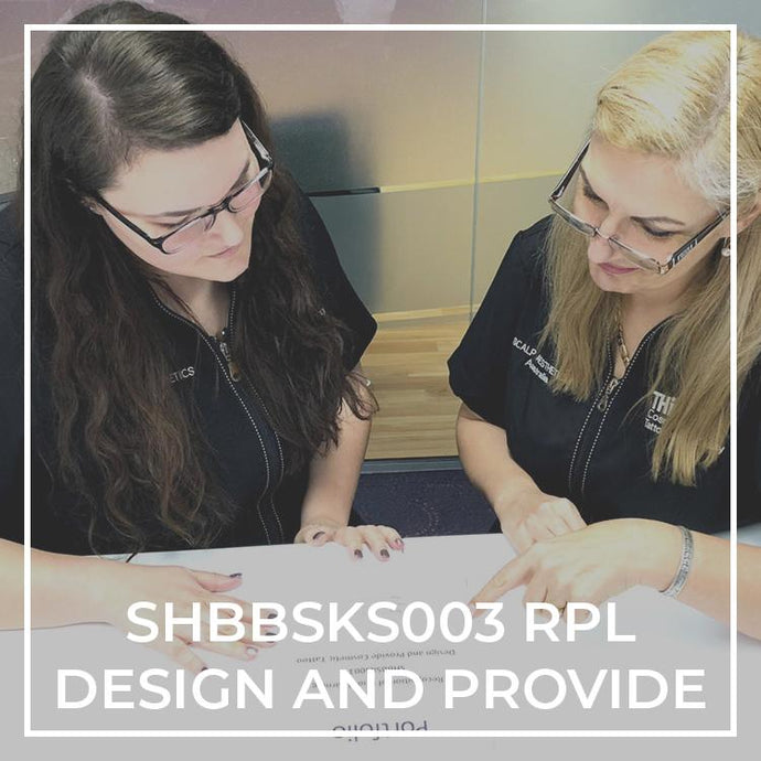 SHBBSKS003 | RPL Design and Provide Cosmetic Tattooing - THink Aesthetics