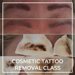 ESSENTIAL | Cosmetic Tattoo Removal Class - THink Aesthetics