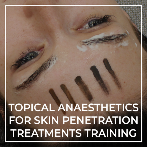 ESSENTIAL | Topical Anaesthetics for Skin Penetration Treatments Online Course - THink Aesthetics