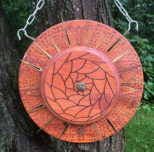 Time- Emit the Weaver of Cosmic Threads 18""