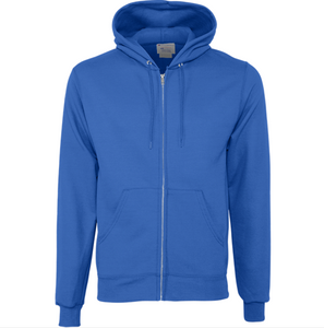 Eco Fleece Zip Hood