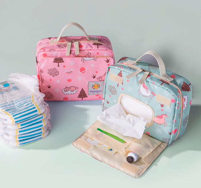 Maternity bag for baby diapers