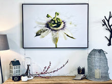 Load image into Gallery viewer, Art - Passionfruit Flower 123x83cm