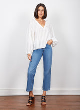 Load image into Gallery viewer, Top - Missy Blouse - White