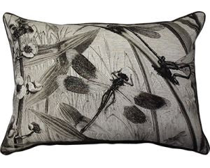 Cushion - Dragonfly Mania / Feather Inner