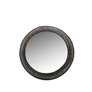Mirror - Torlouse Round Iron - 91cm